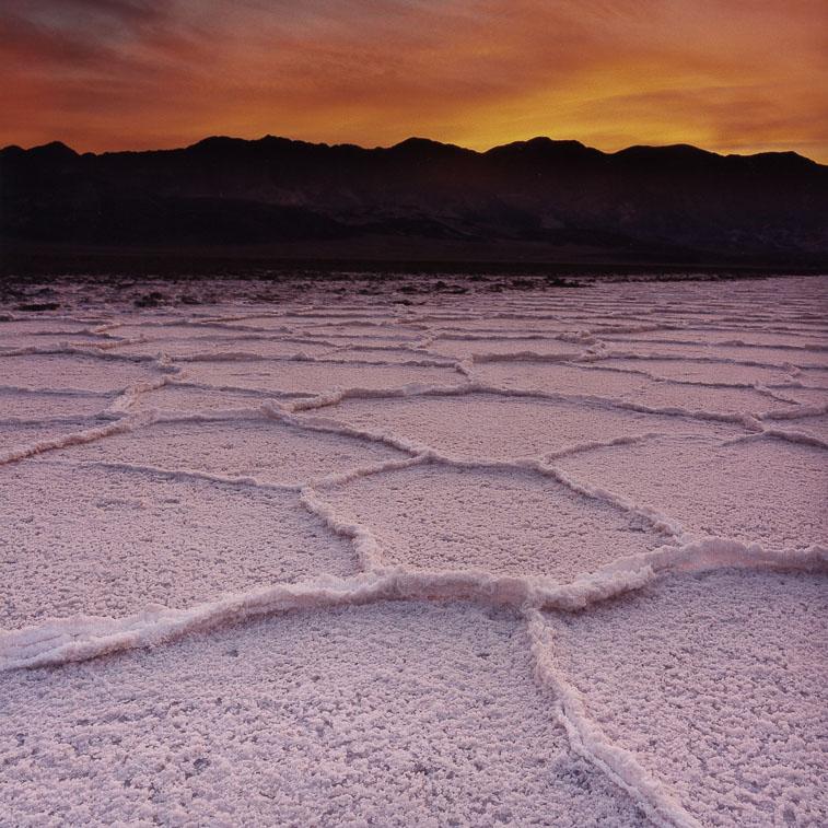 Salt Flats, Death Valley, CA