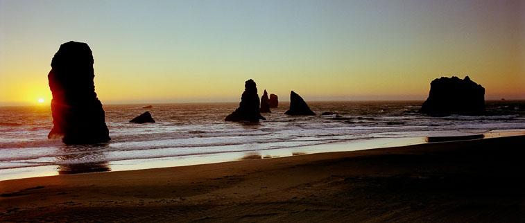 Golden Coast Panorama