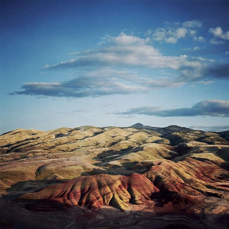 Painte Hills