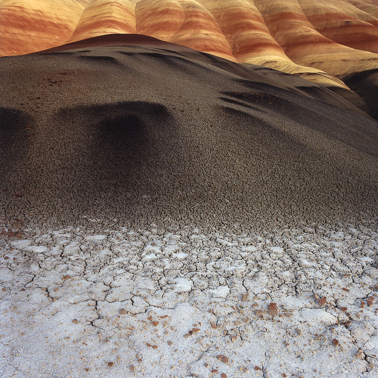 Painted Hills, John Day Fossil Beds, Central OR