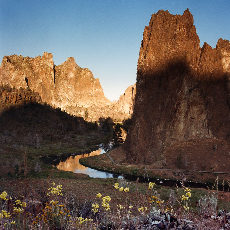 Smith Rock Overlook, Central OR