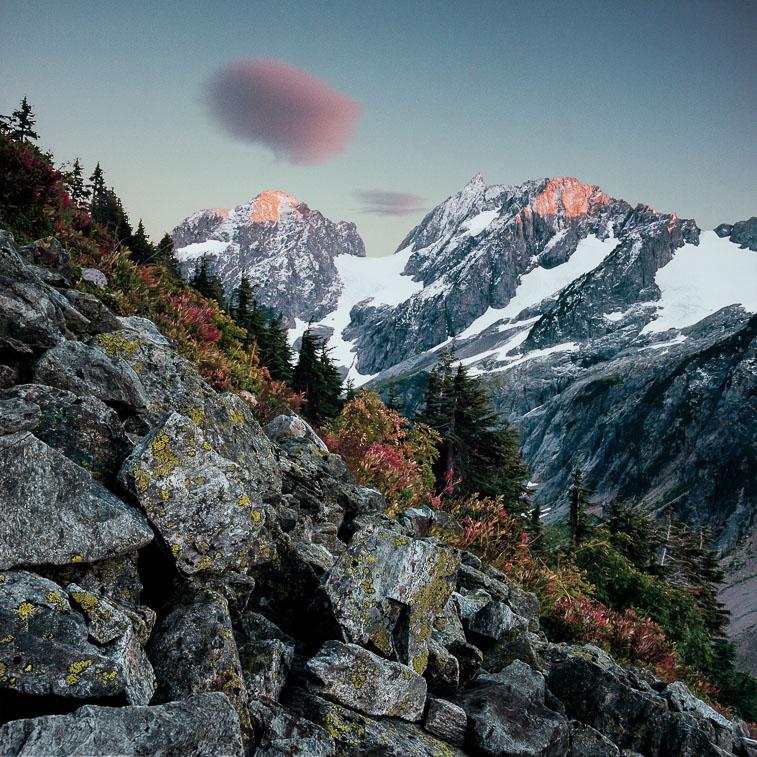 Pelton Peak