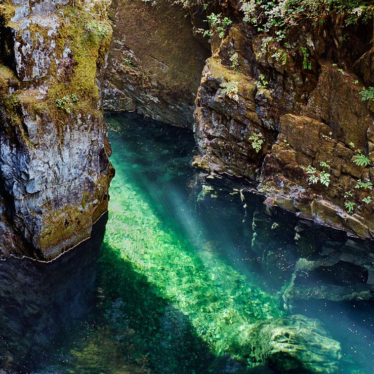 Opal Pool, Opal Creek